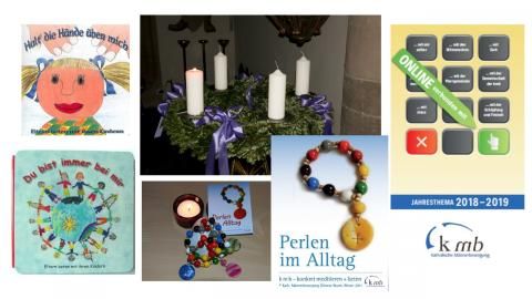 Advent 2018 mit den kmb-Materialien